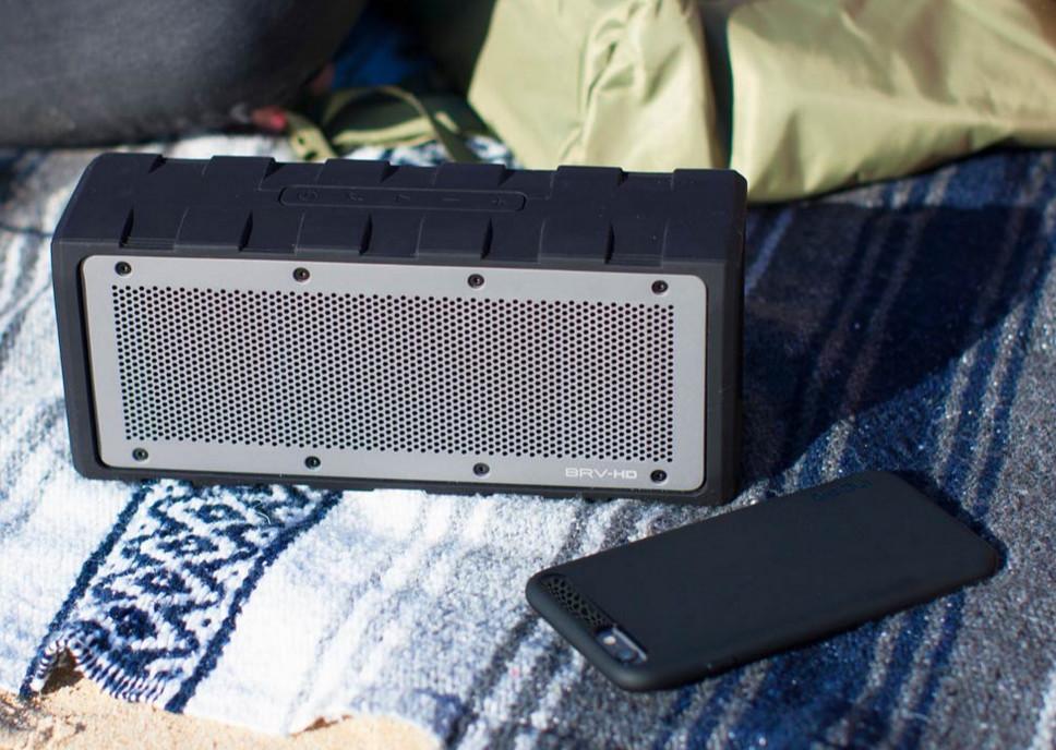 Dung lượng pin lên đến 8800mAh, BRV-HD có thể sạc ít nhất 2 lần cho Smartphone màn hình lớn, hoặc tablet.