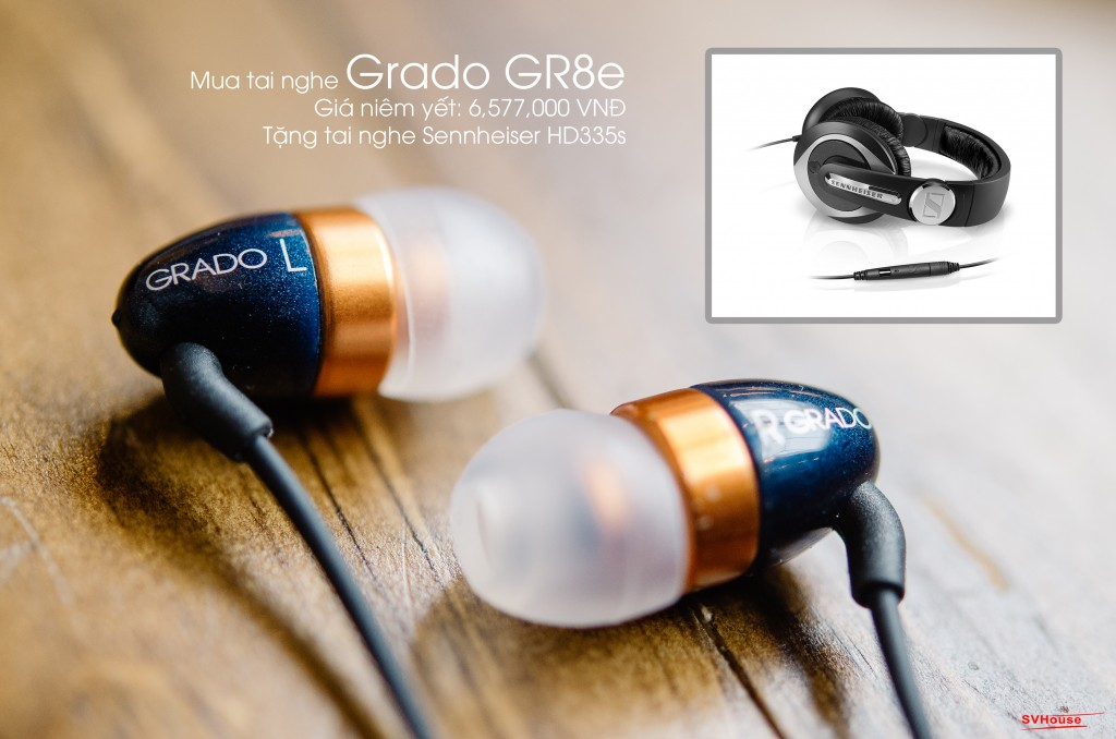 grado, grado labs, grado headphones, GR10e, GR8e, in-ears, macro, GR Series
