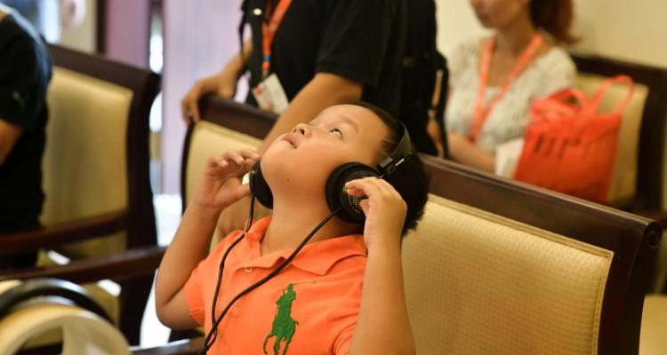 Những hình ảnh khách hàng tham gia trải nghiệm tại AVShow 2015 tại TP HCM..