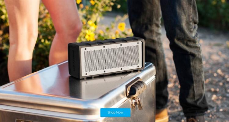 Loa không dây Bluetooth Braven BRV HD mạnh mẽ uy lực