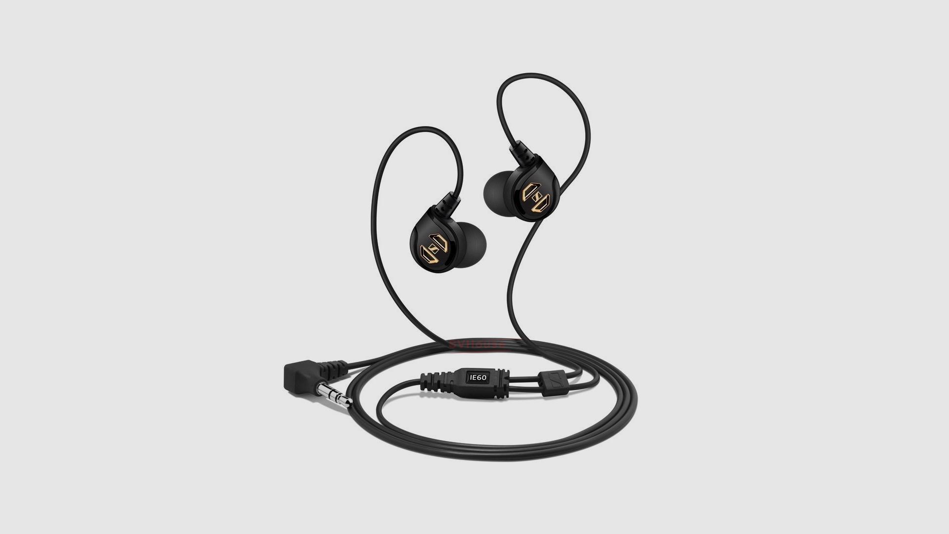 Chân dung tai nghe Sennheiser IE60