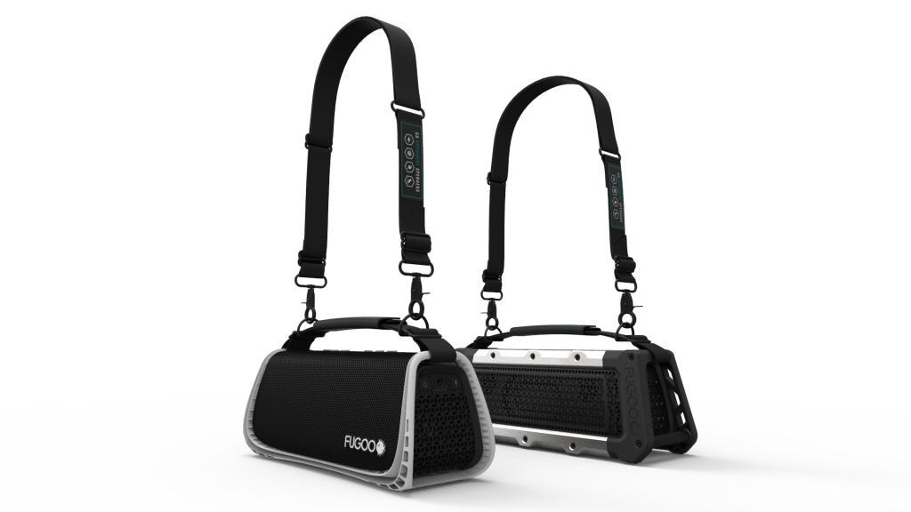 SPORT XL and TOUGH XL with Straps - low angle