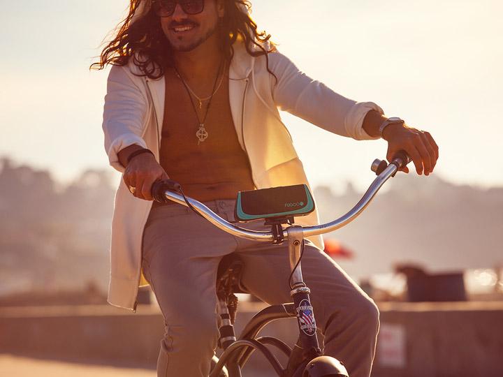 bluetooth-speaker-on-bike