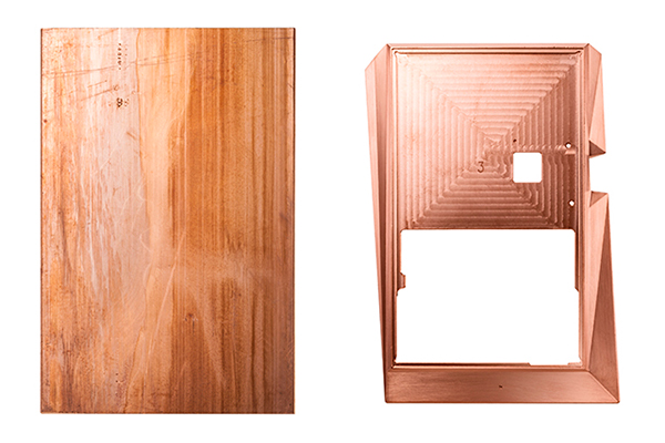 Copper case