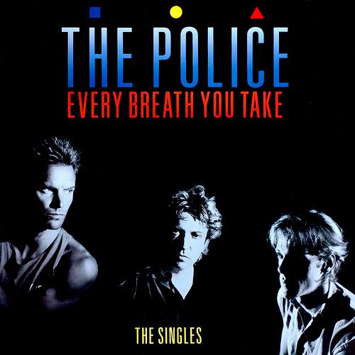 police-album-art