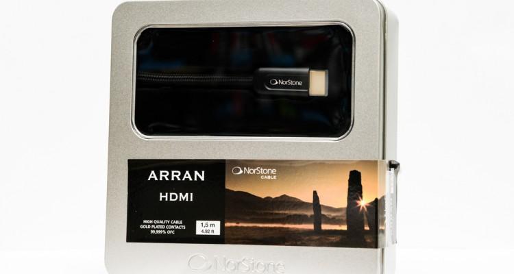 NORSTONE ARRAN CABLE HDMI 150 -1