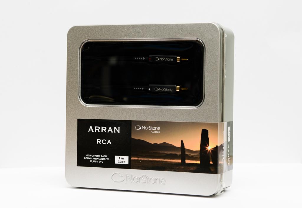 NORSTONE ARRAN CABLE  RCA 100 -1