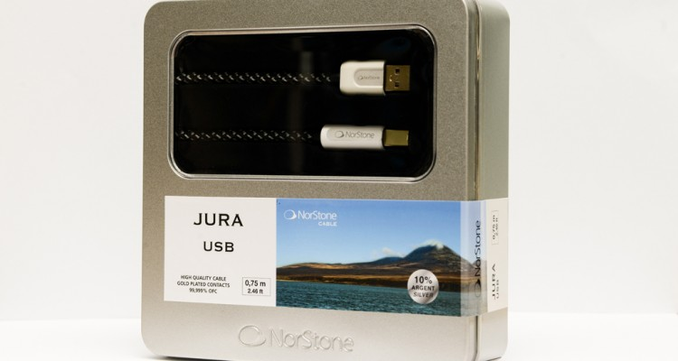 NORSTONE JURA CABLE USB 75 -1