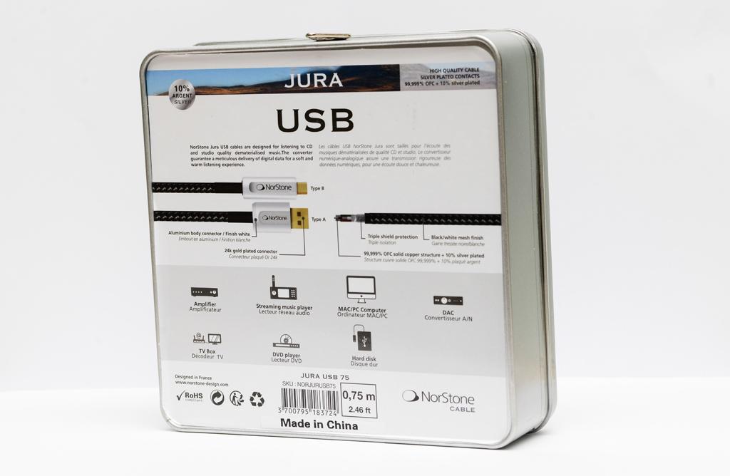 NORSTONE JURA CABLE USB 75 -2