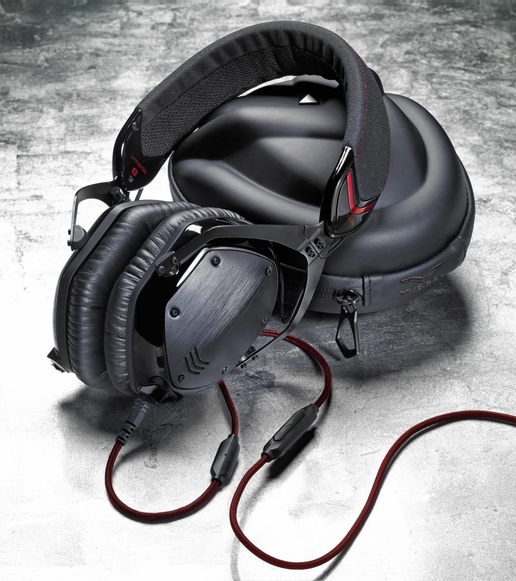 Tai nghe V-MODA M100 tuyệt đẹp và mạnh mẽ uy lực