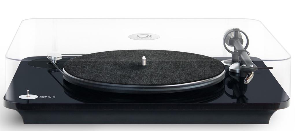 Omega 100 RIAA BT có thiết kế sang trọng và nhiều chức năng hiện đại