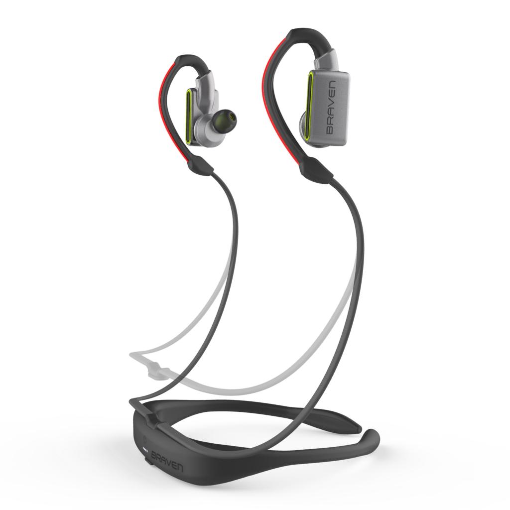 resize_BRAVEN FLYE SPORT Power Earbuds_Charging Cradle_SILVR_GRN