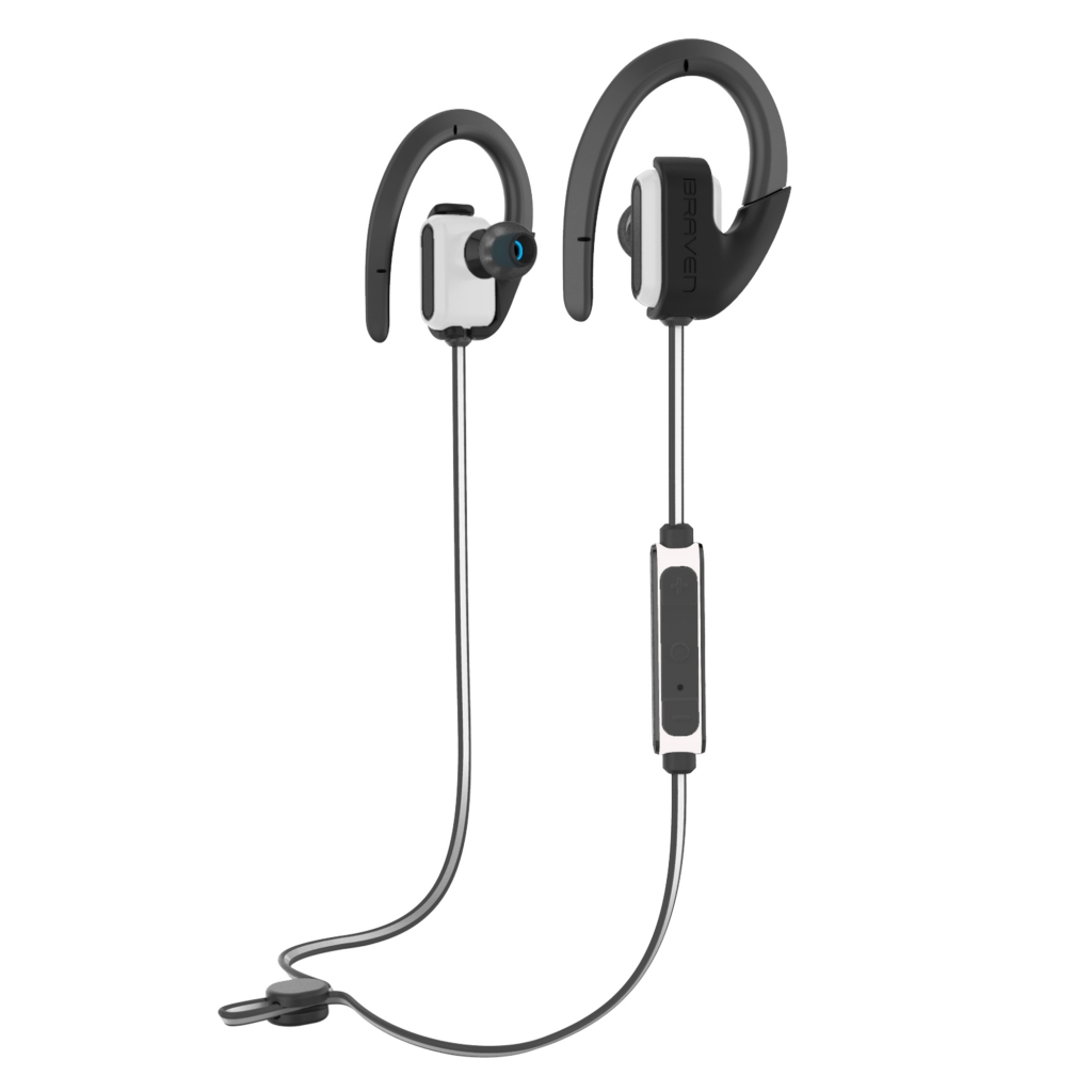 resize_BRAVEN FLYE SPORT Reflect Earbuds_Over Ear Hooks_WHT