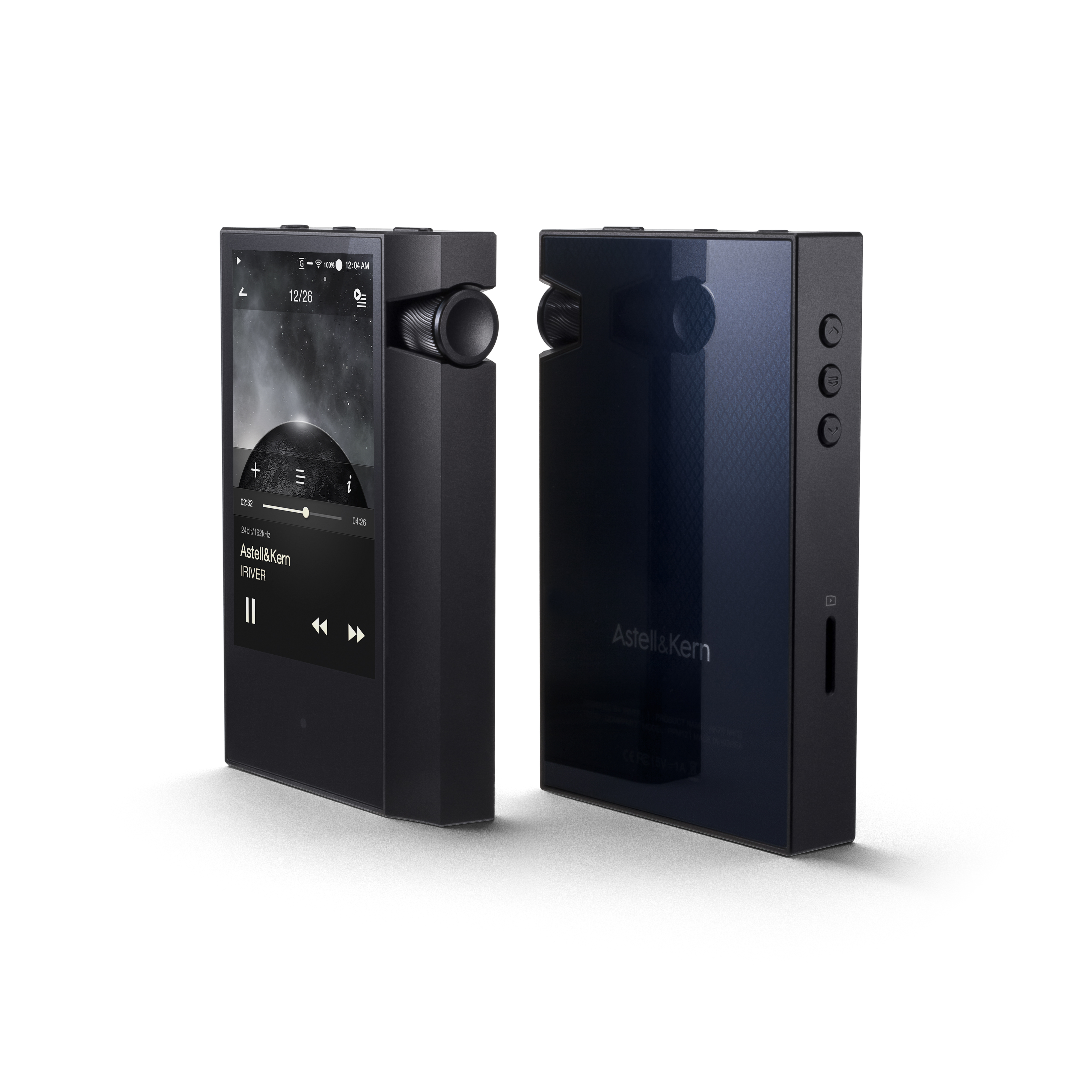 Máy nghe nhạc Astell & Kern AK 70 MK II màu black tuyệt đẹp