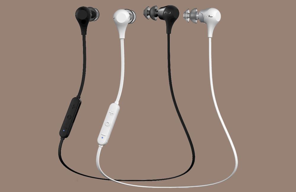 Tai nghe bluetooth Nuforce BE Lite3 với 2 màu Black và White
