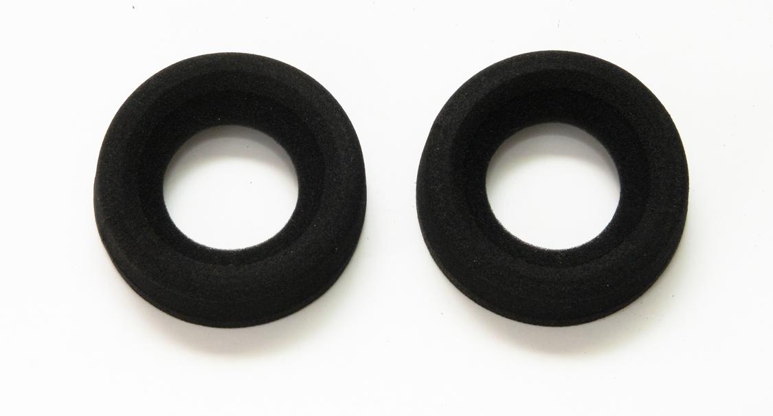 Đệm tai nghe Grado có thể tháo ra để thay thế sau 1 thời gian sử dụng, Grado có bán đệm rời luôn